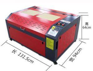 Máy khắc cắt laser 9060