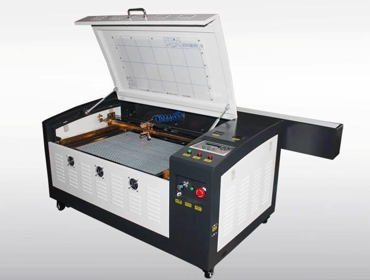 Bán máy khắc laser - bán máy cắt laser 6040