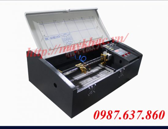 Bán máy khắc laser - bán máy cắt laser 3525