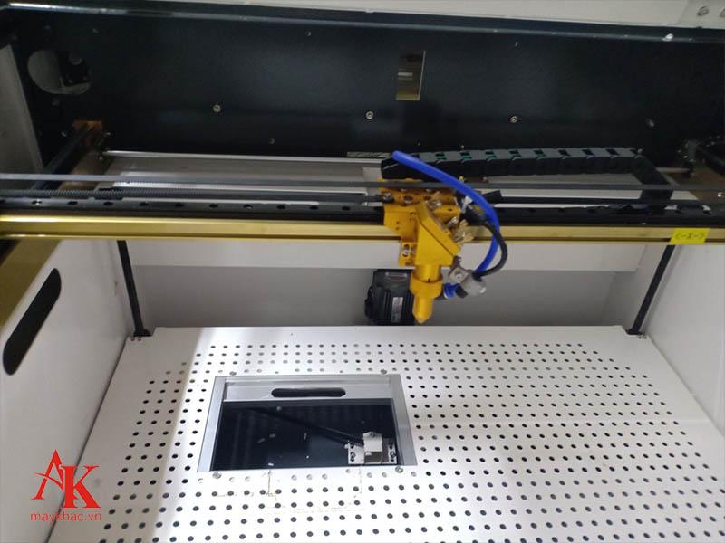 Chi tiết máy cắt laser 6040