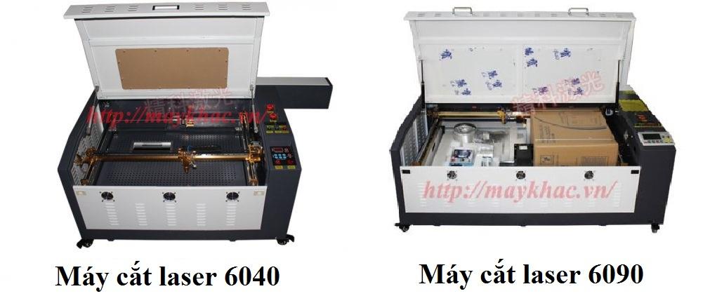 Máy cắt vải 6040 và 6090 tại An Khánh