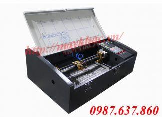 máy khắc laser phi kim
