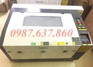 Máy khắc laser 6040 chính hãng
