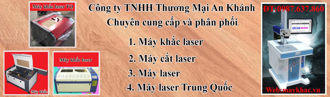Máy khắc gỗ laser tại An Khánh