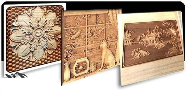 Máy khắc 1390 khắc nhanh và cho ra thành phẩm sắc nét
