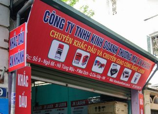 dia chi may laser trung quoc
