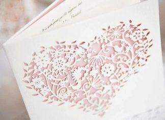 Sản phẩm khắc laser trên giấy