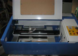 máy cắt laser mini trung quốc