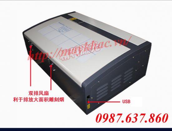 Máy khắc laser mini giá rẻ 3525