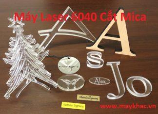 Sản phẩm từ phương pháp cắt chữ laser