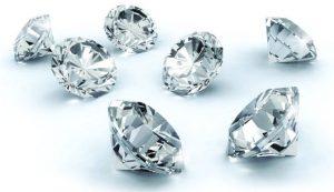 Khắc laser lên kim cương