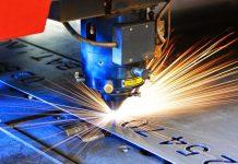 Khả năng cắt kim loại bằng laser