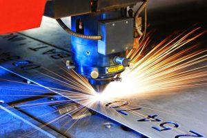 Máy cắt inox bằng công nghệ laser