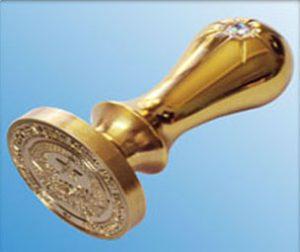 máy khắc dấu đồng