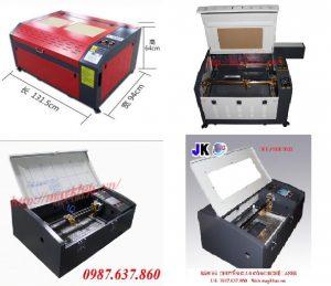 Một số loại máy khắc cắt laser tại An Khánh