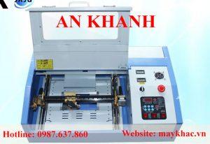 Máy khắc dấu laser 3020 tại An Khánh