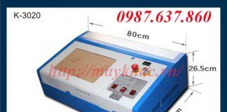 Máy khắc dấu 3020 An Khánh - Báo giá máy khắc dấu laser