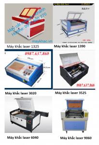 Các dòng máy khắc laser chất lượng nhất