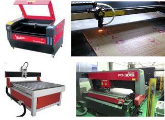 Máy khắc laser nguồn tinh thể