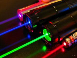 Tìm hiểu về tia laser