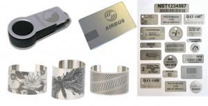 Máy khắc laser ứng dụng trong ngành công nghiệp
