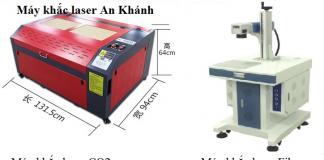 Máy cắt laser CO2, máy cắt laser Fiber là gì?