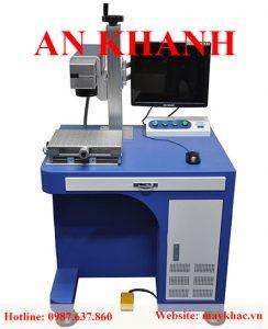 Máy khắc kim loại - máy khắc laser trên đồng