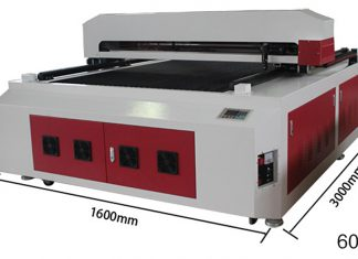 Kinh nghiệm mua máy khắc laser 'chuẩn không cần chỉnh'