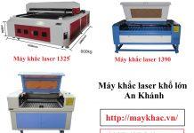Báo giá máy khắc laser khổ lớn An Khánh