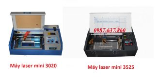 3 dòng máy cắt giấy laser mini tại An Khánh