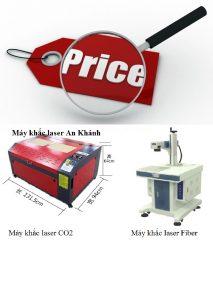 Giá thành máy cắt laser Trung Quốc