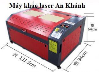 Máy khắc laser CO2 tại An Khánh