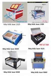 Máy khắc laser CO2 nhập khẩu Trung Quốc
