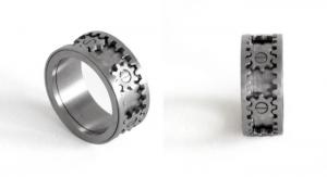 Nhẫn bánh răng kết cấu xoay tròn