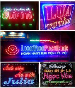 Ứng dụng của laser trong quảng cáo