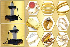 Ứng dụng của máy laser trong ngành kim hoàn
