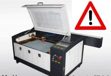 Lưu ý 'vàng' để sử dụng máy laser CO2 an toàn nhất!