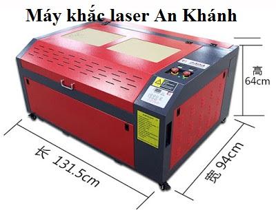 Máy khắc laser 9060 tại An Khánh