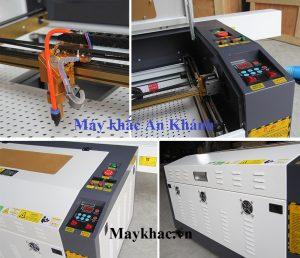 Máy khắc laser 6040 tại An Khánh