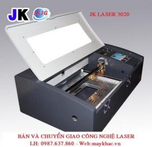 Máy khắc laser CO2 3020 tại An Khánh