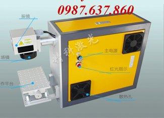 Máy khắc laser fiber kim loại – Form 5
