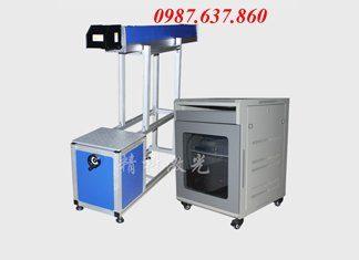 Máy khắc fiber laser phi kim – Form 3