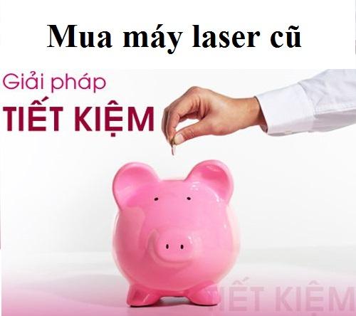 Có nên mua máy khắc laser thanh lý?