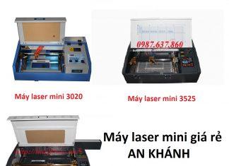 3 dòng máy khắc laser mini tại An Khánh