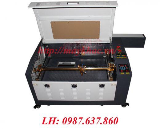 Ứng dụng khắc laser trong sản xuất bao bì