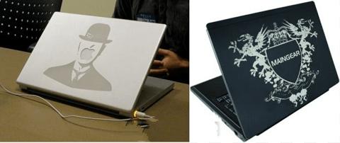 Ứng dụng công nghệ khắc laser trên các thiết bị điện tử
