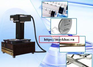 Ứng dụng khắc laser trong ngành sản xuất thiết bị y tế