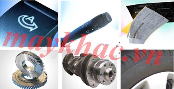 Ứng dụng máy cắt khắc laser trong ngành cơ khí