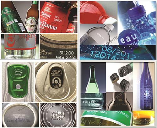 Ứng dụng khắc laser cho sản xuất đồ uống