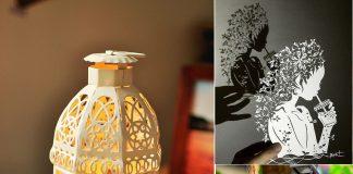 Ứng dụng cắt khắc laser trong trang trí nội thất quán café